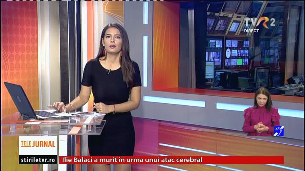 Teodora Antonescu face ca știrile să pară mai interesante decât sunt în mod normal