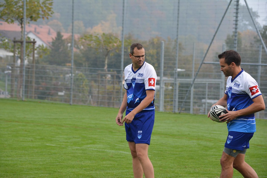 2018/10 Swiss Cup - Egg - part 1