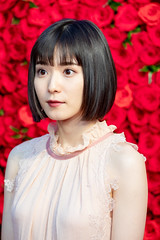 Matsuoka Mayu at Opening Ceremony of the Tokyo International Film Festival 2018