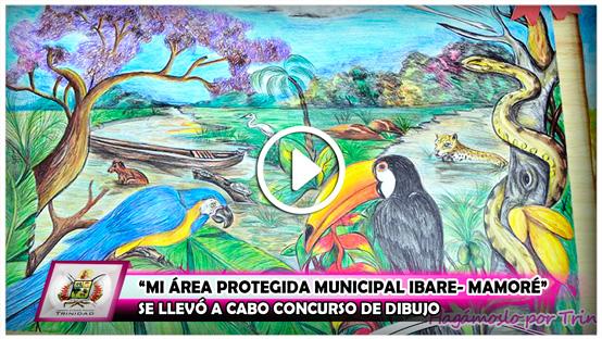 se-llevo-a-cabo-concurso-de-dibujo-mi-area-protegida-municipal-ibare-mamore