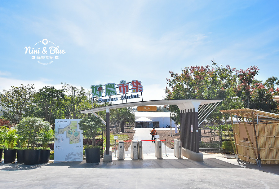 台中花博 外埔園區 交通 接駁車 麗寶樂園26