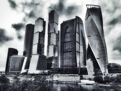 #MoscowCity by #Iphone6s