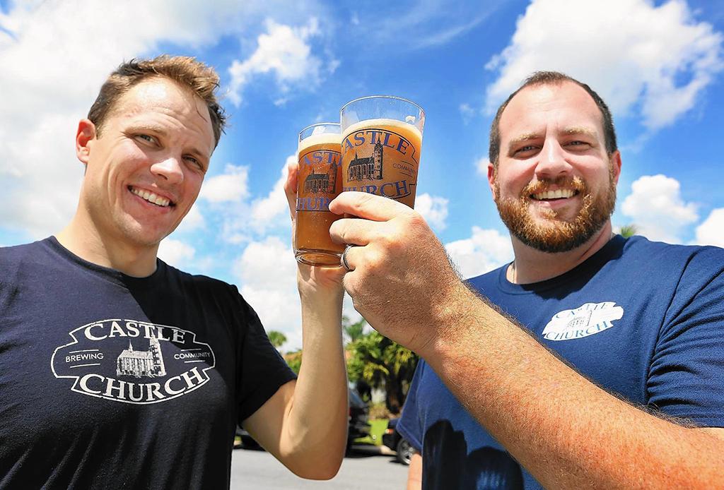 Во Флориде откроется церковь-пивоварня