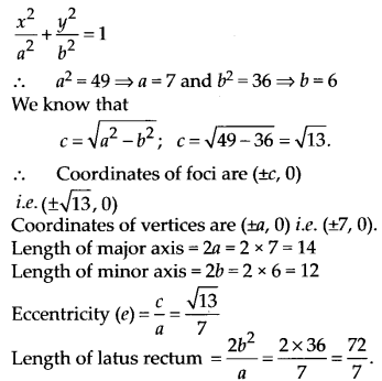 NCERT Solutions for Class 11 Maths Chapter 11 Conic Sections 15