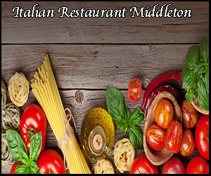 Italian food in Middleton