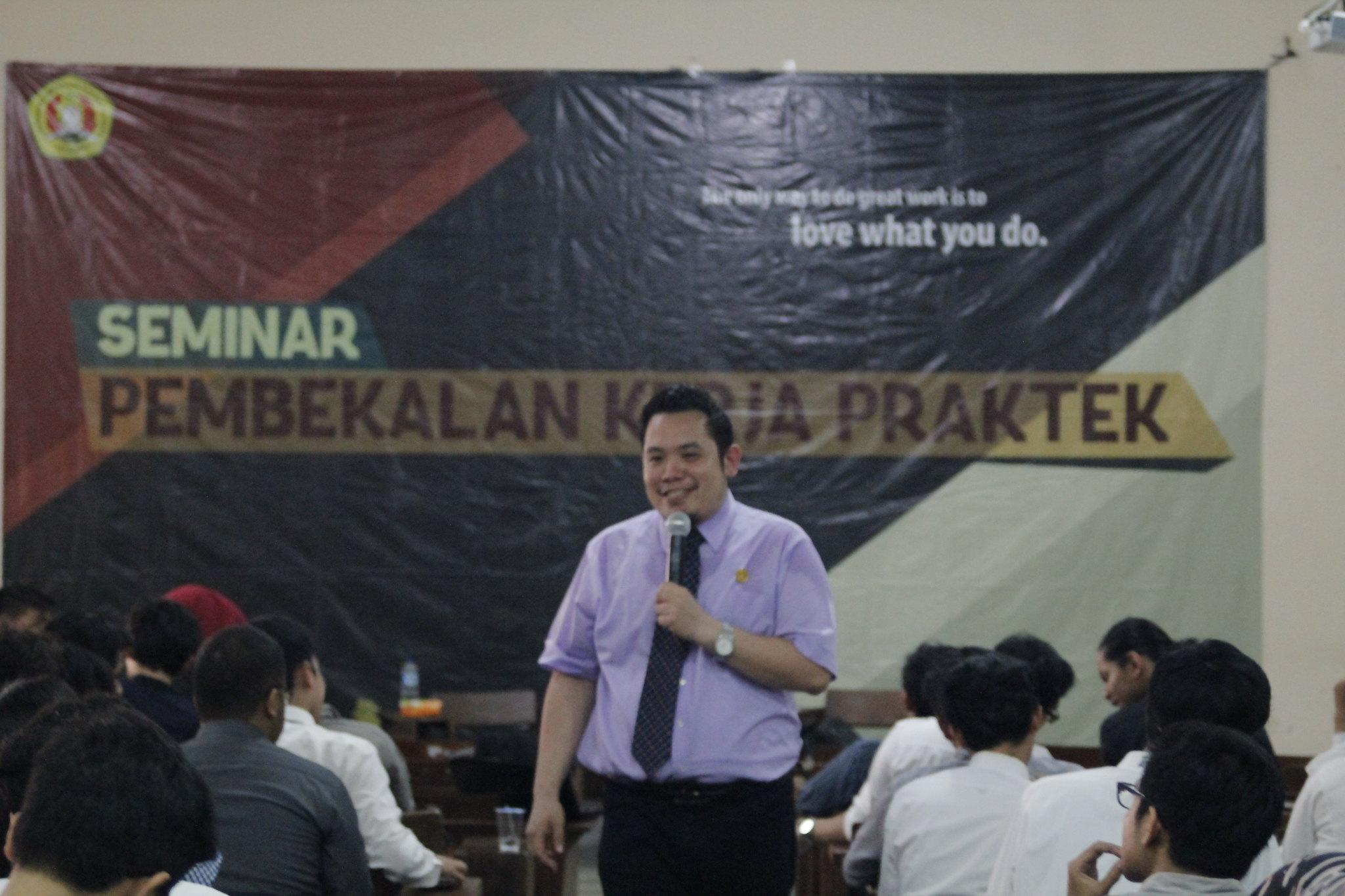Seminar Pembekalan Kerja Praktek