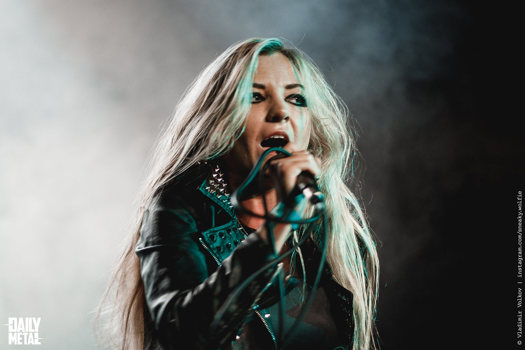 Daily Metal Female Fronted Fest | Kyiv | 22.09.18