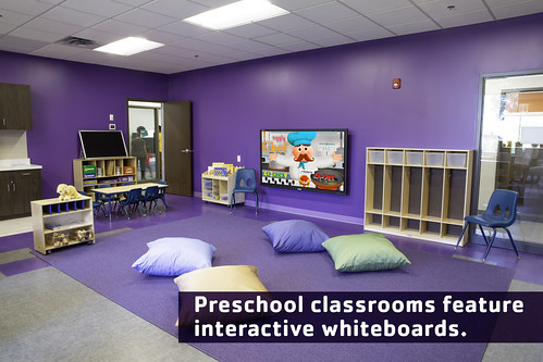 YMCA Lakeville Early Childhood Learning Center