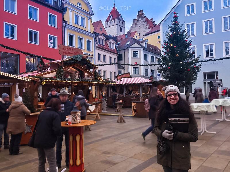 · Regensburg en un día · Mercadillo de Navidad ·