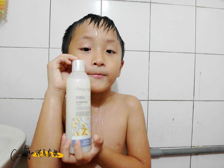 燕麥舒活雙效洗髮精