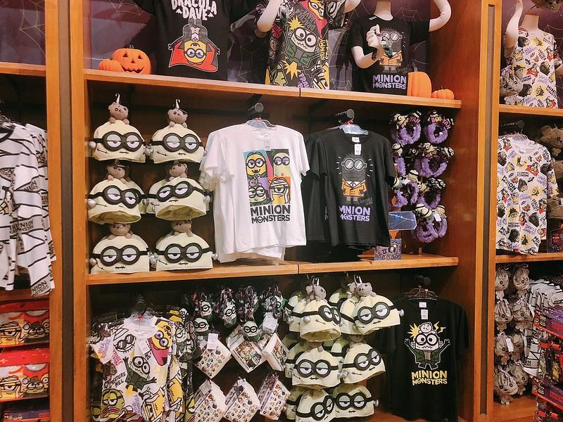 USJ Halloween Merchandise