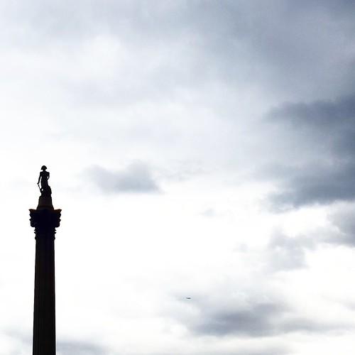 Londra: colonna di Nelson