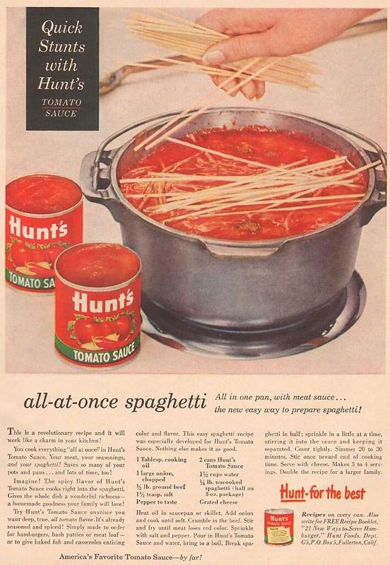 Hunt's 1957