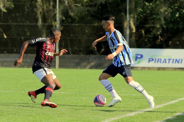 Grêmio x CAP - Copa Sul Sub-19