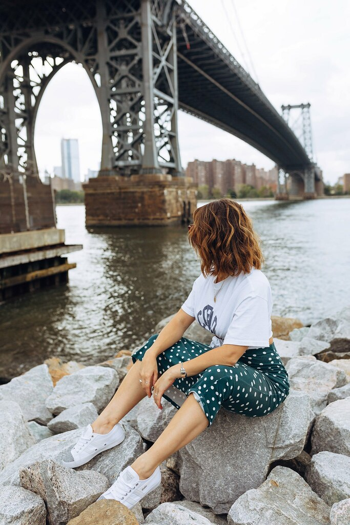 The Little Magpie Gola Swarovski Campaign Brooklyn New York