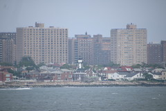 Coney Island Lighthouse from the Adventure of the Seas - July 27th, 2018