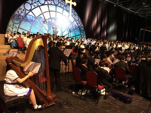 HKSKH 20th Anniversary Eucharist - Orchestra