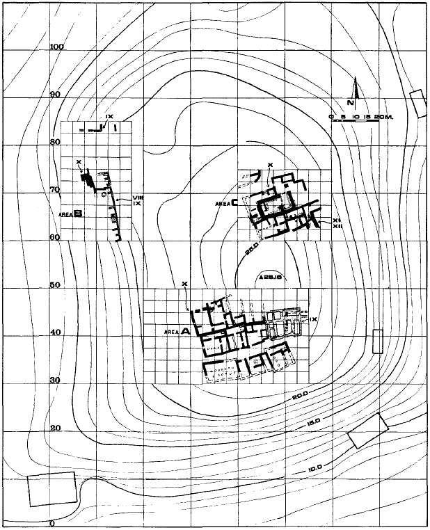 Tel-Qasile-plan-td-1