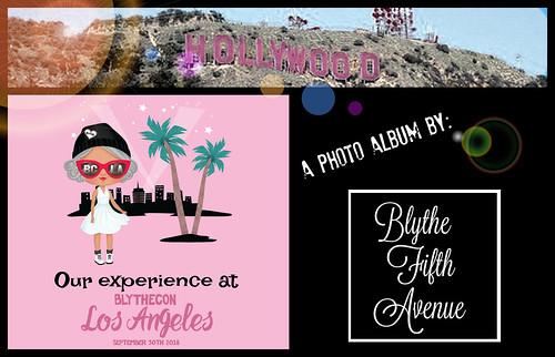 BlytheCon Los Angeles: SEPTEMBER 30, 2018