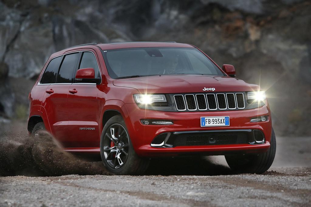 Comprar Jeep Grand Cherokee