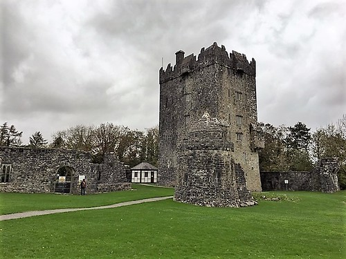 aughnaure castle tower and grounds