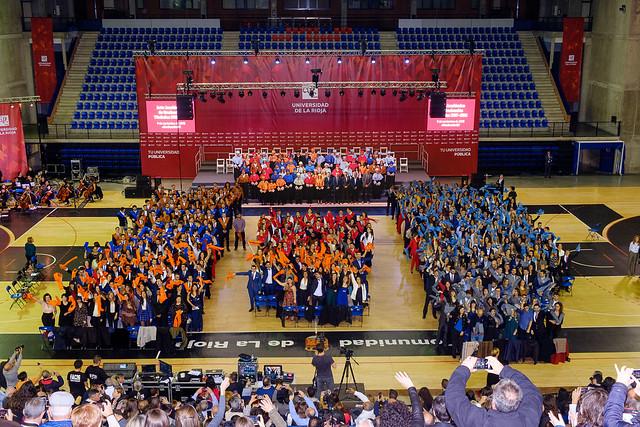 Acto Académico Graduación UR 2017-2018