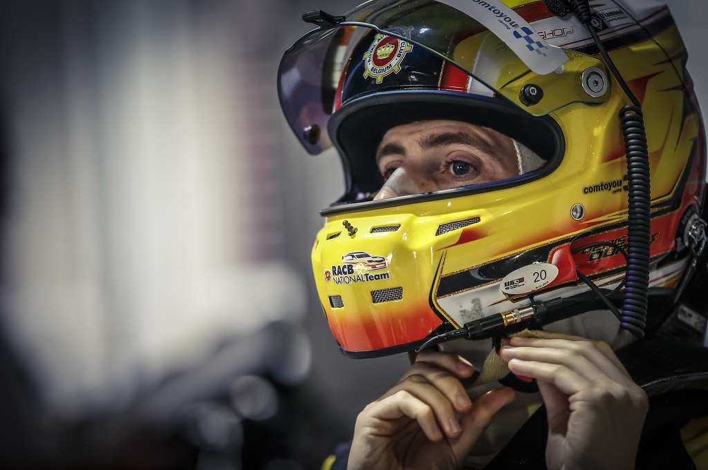 DUPONT Denis, (bel), Audi RS3 LMS TCR team Comtoyou Racing, portrait during the 2018 FIA WTCR World Touring Car cup of China, at Ningbo  from September 28 to 30 - Photo Jean Michel Le Meur / DPPI