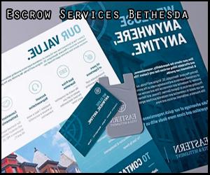 escrow service bethesda