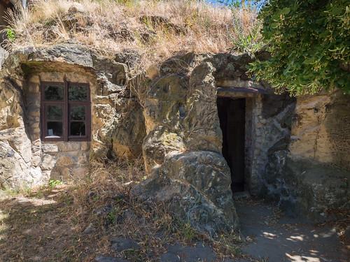 Höhlenwohnung in Langenstein bei Halberstadt (1)