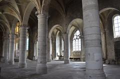 Abbey interior - Photo of Buzancy