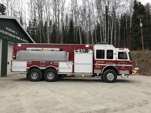 Chena-Goldstream Fire & Rescue Tender 43