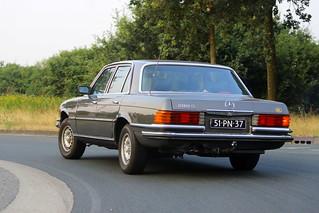 1977 Mercedes-Benz 280S (W116)