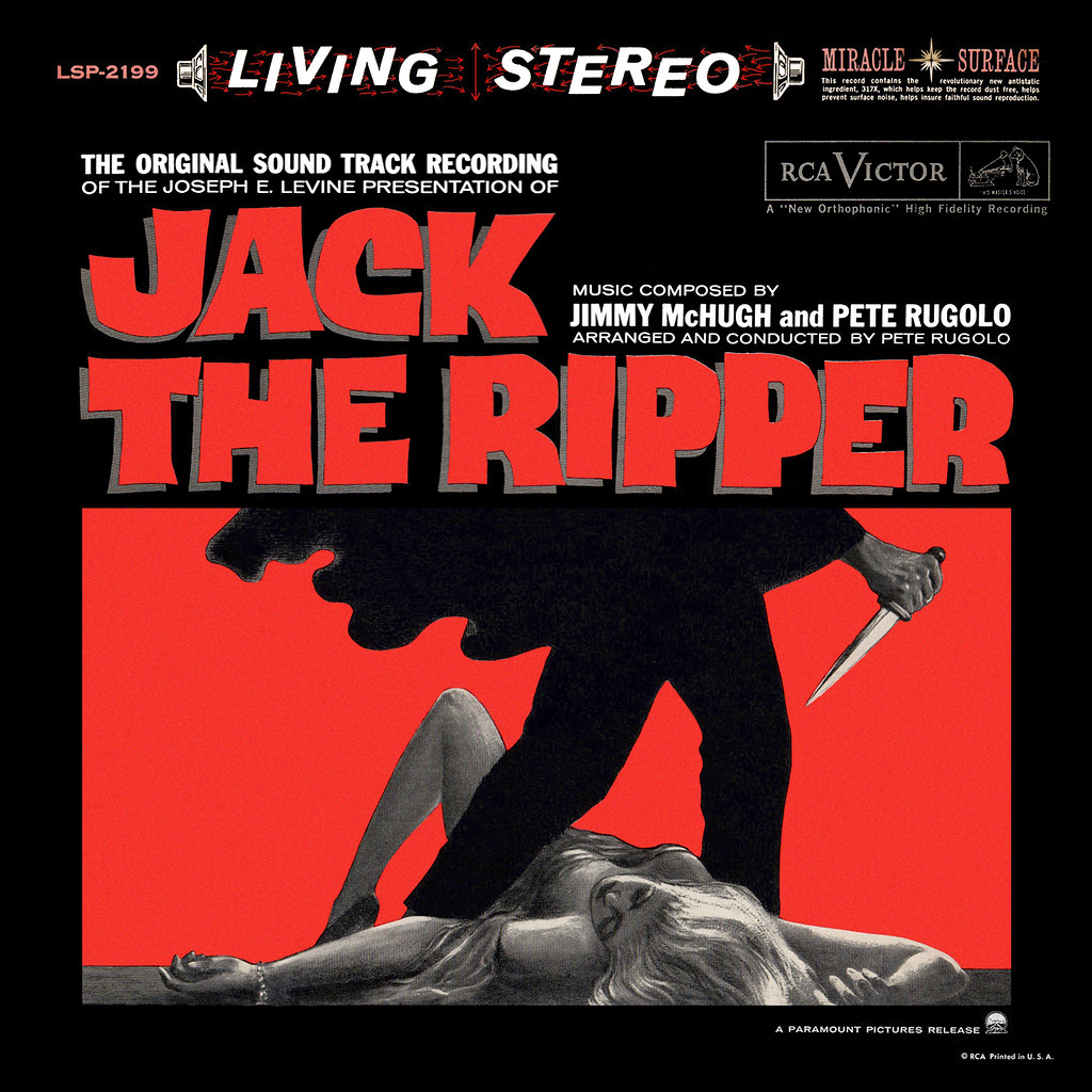 Jimmy McHugh and Pete Rugolo - Jack The Ripper