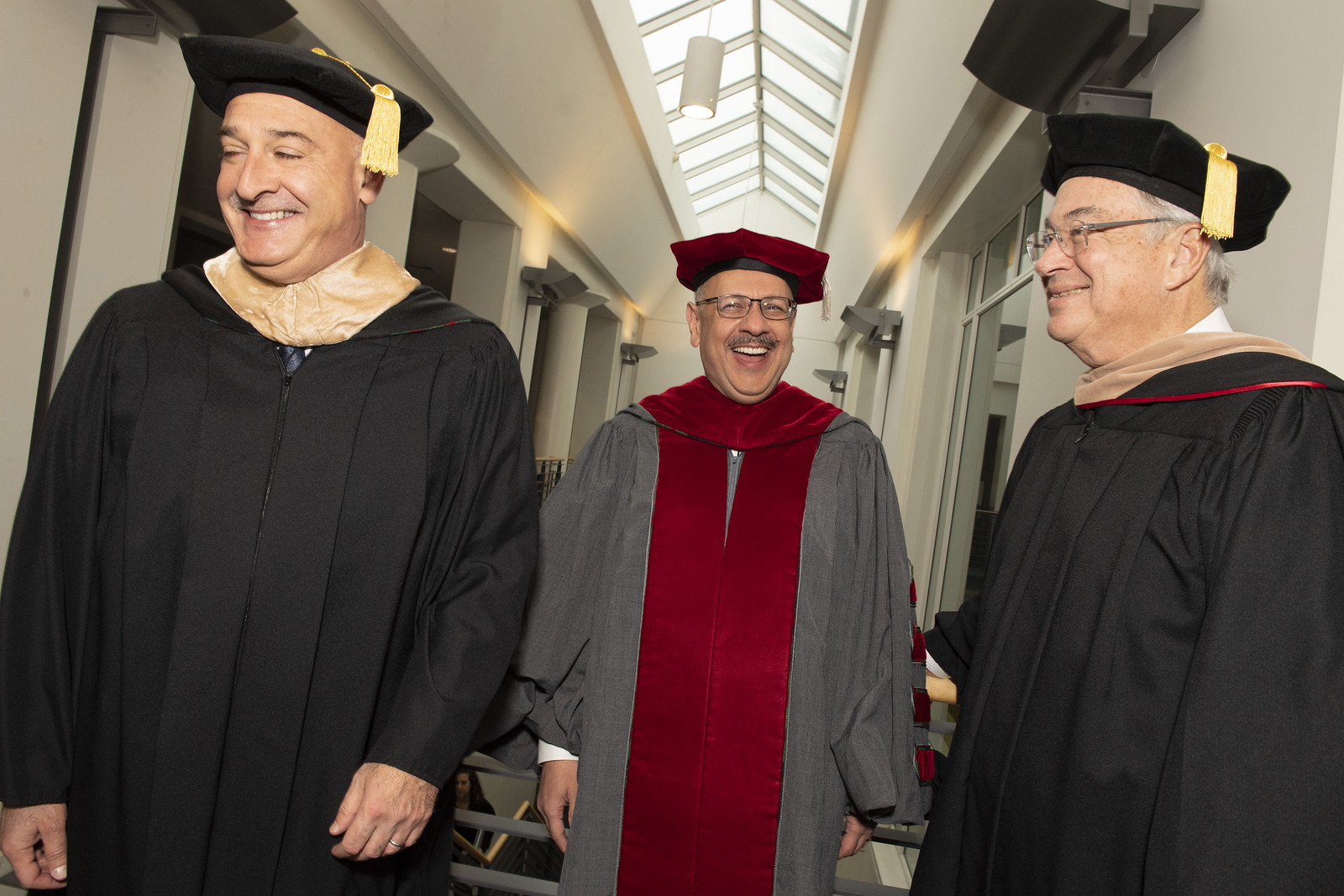 The Inauguration of Farnam Jahanian: Investiture Ceremony