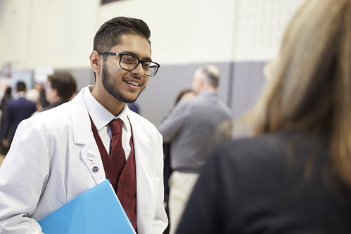 2018 Science Career & Health Professions Fair