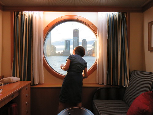 Cam at Cabin Porthole | by Ken, KE1RI