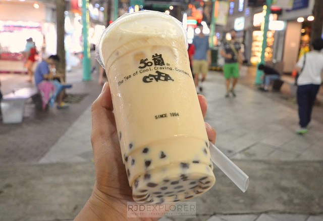 taipei unlimited fun pass milk tea
