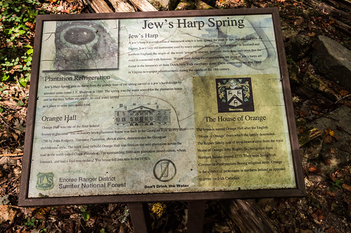 Jew's Harp Spring sign
