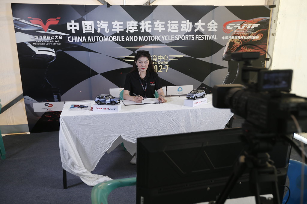during the 2018 FIA WTCR World Touring Car cup of China, at Wuhan from October 04 to 07  - Photo Marc de Mattia / DPPI