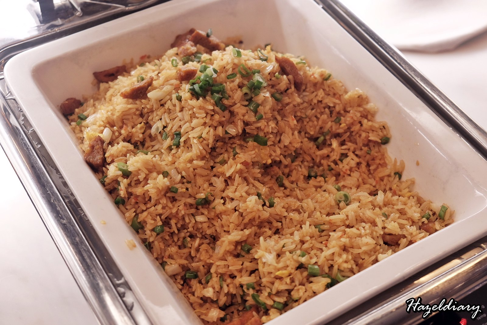 Rasa Sayang Buffet-Mecure Bugis-Otah Fried Rice