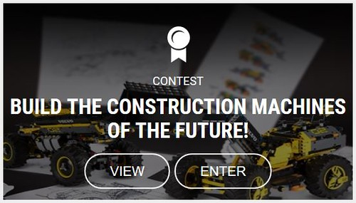 Build the Construction Machines of the Future Contest