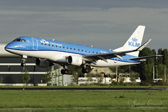 KLM_Embraer ERJ-175STD_PH-EXI_AMS_AUG18