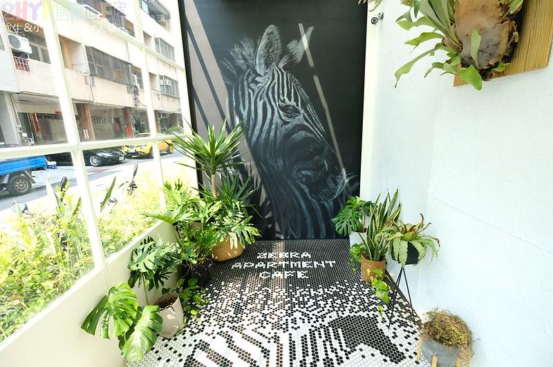 Zebra Apartment Cafe,台中咖啡,台中早午餐,台中早午餐 推薦,台中美食,台中義式,台中舒芙蕾鬆餅,台中西區美食,斑馬公寓咖啡 @強生與小吠的Hyper人蔘~