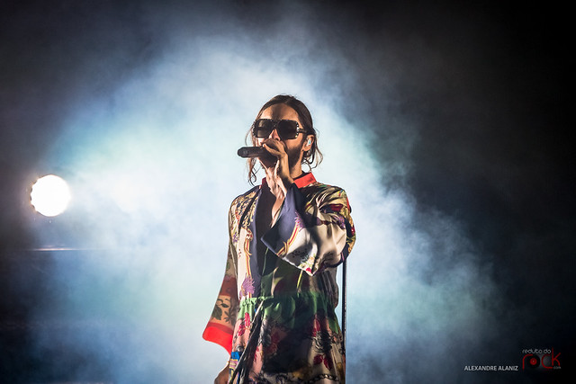 Thirty Seconds to Mars em Porto Alegre (Exclusivas)
