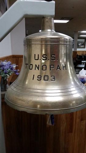 USS Tonopah Bell