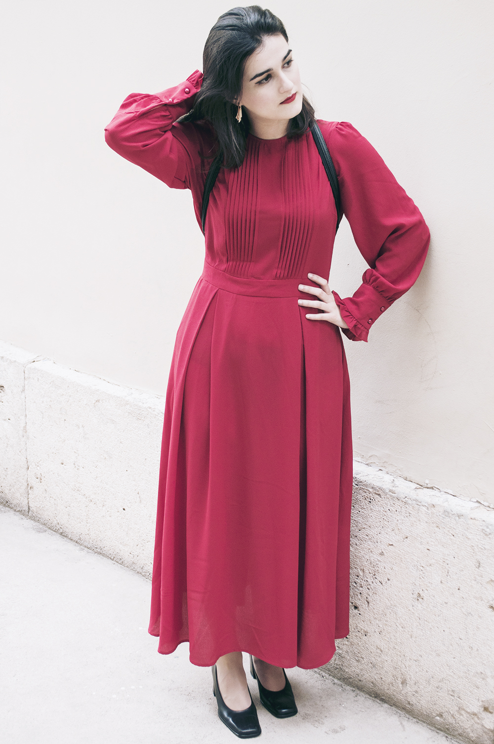 somethingfashion valenciablogger spain collaboration fashionblogger shein amanda ramón longdresses outfit idea ootd_0089