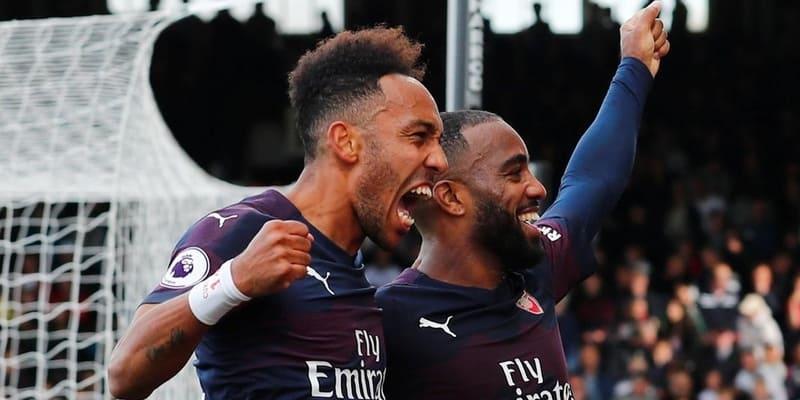 Aubameyang memuji semangat Arsenal sebagai pemenang