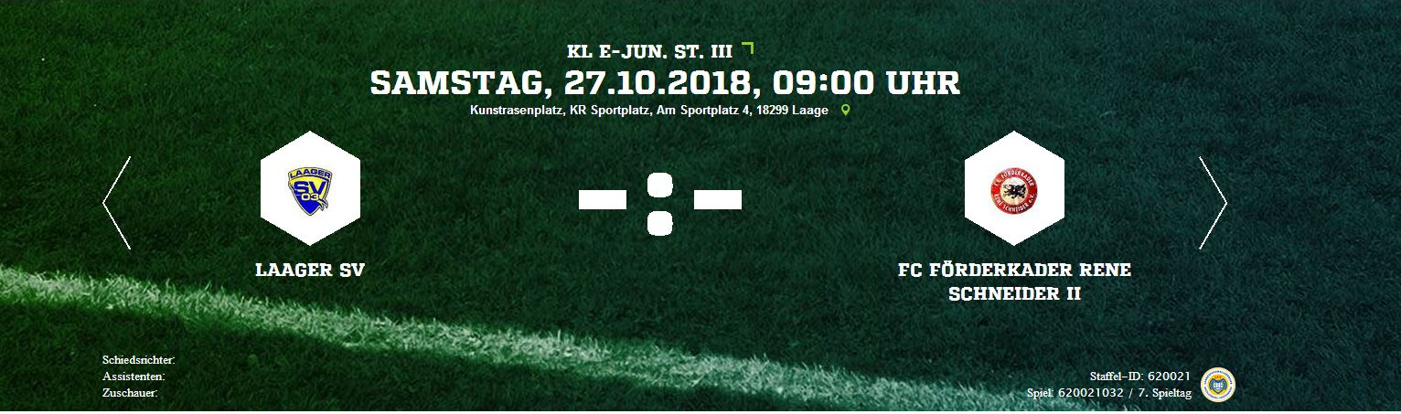 20181027 0900 Fußball E