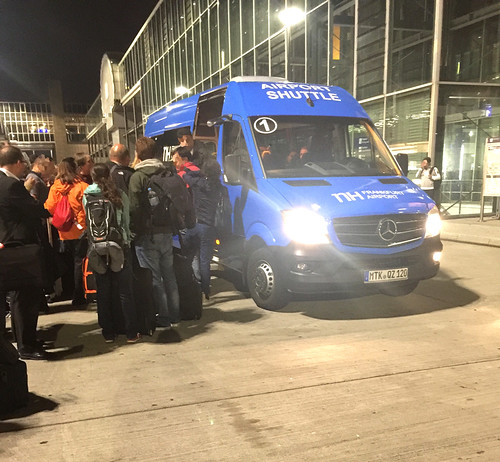 05 - Frankfurt Flughafen - Airport Shuttle
