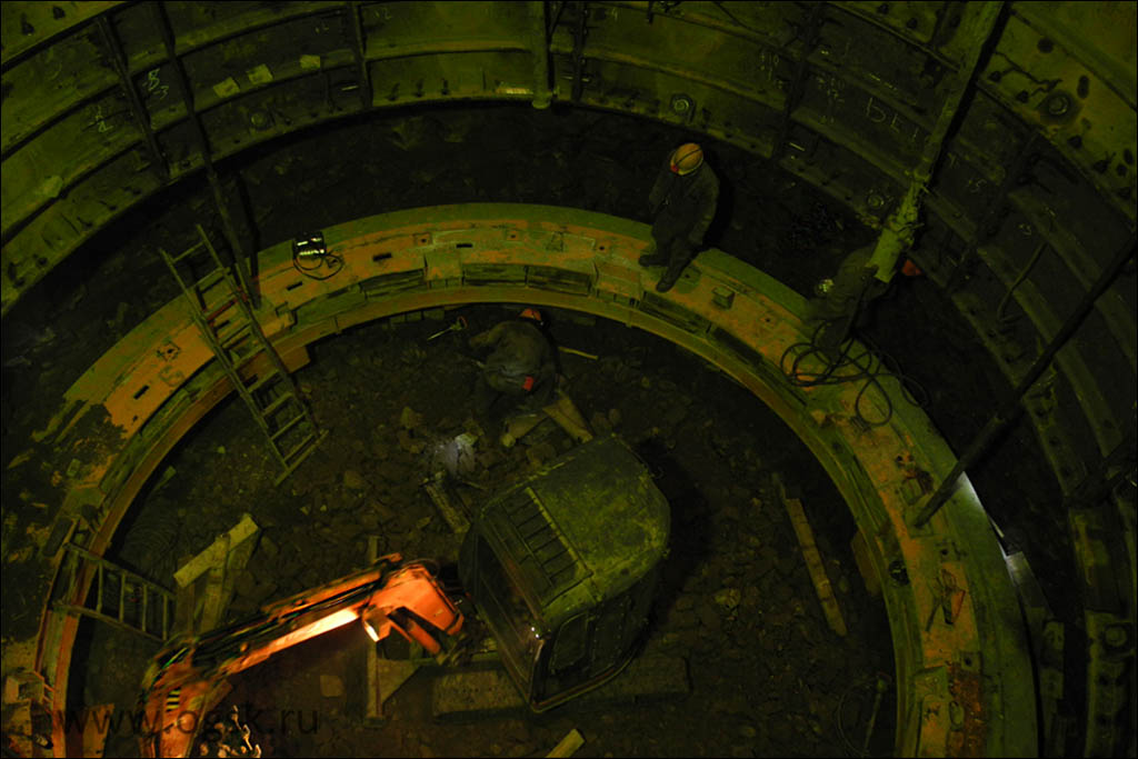 ЕвроХим - Усольский калийный комбинат. Верхнекамское месторождение калийных солей